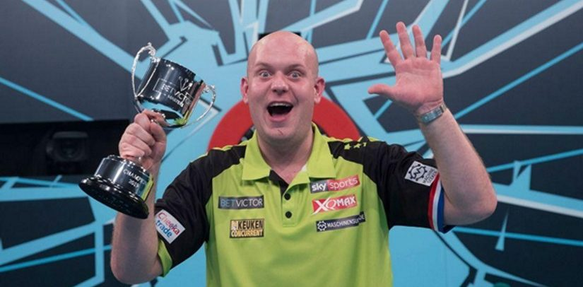MVG Wins Fifth Masters Title Before Matchday One Of The Darts Premier League In Newcastle