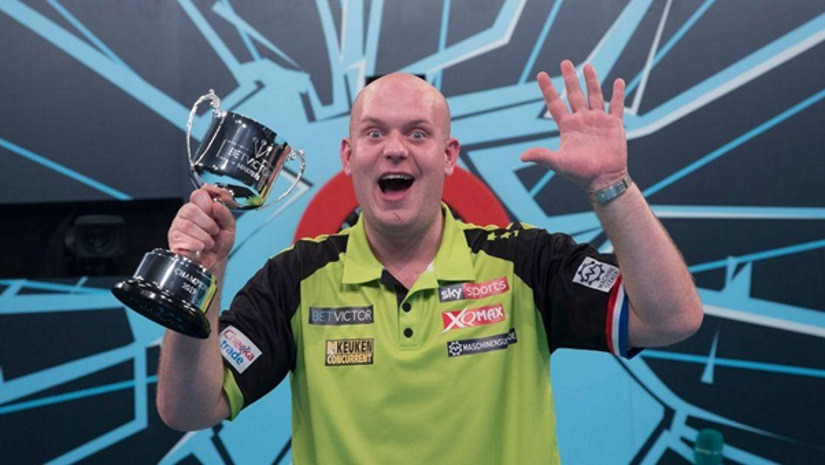 MVG Wins Darts Masters