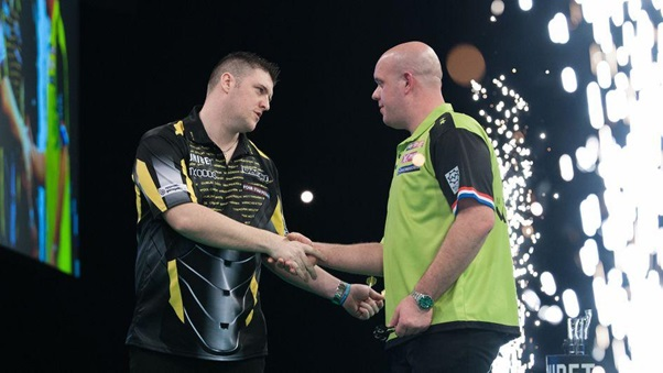 Daryl Gurney Beats Michael van Gerwen As Judgement Awaits In Rotterdam