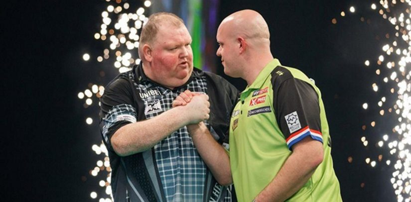MVG Drops Points Again As Wade Goes Top Of Darts Premier League