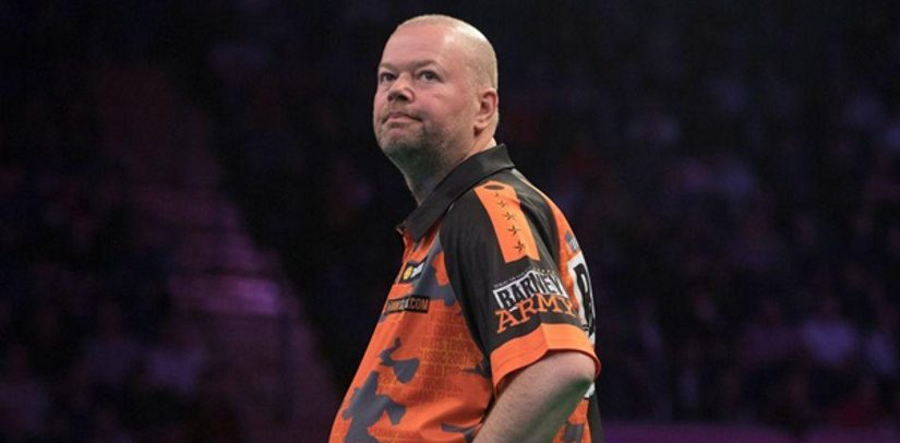 Raymond van Barneveld Darts Premier League Career Is Over After Defeat In Rotterdam