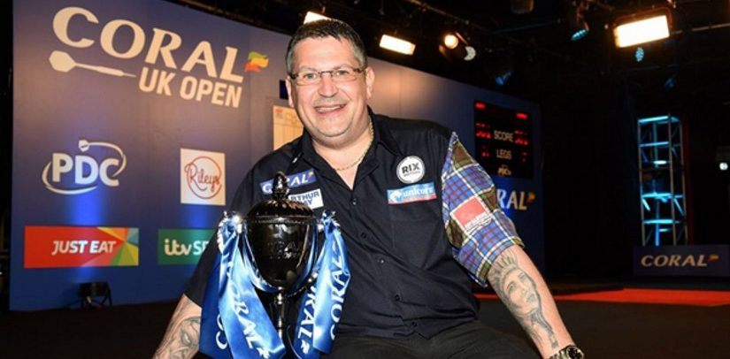 2019 UK Open Darts Betting Tips