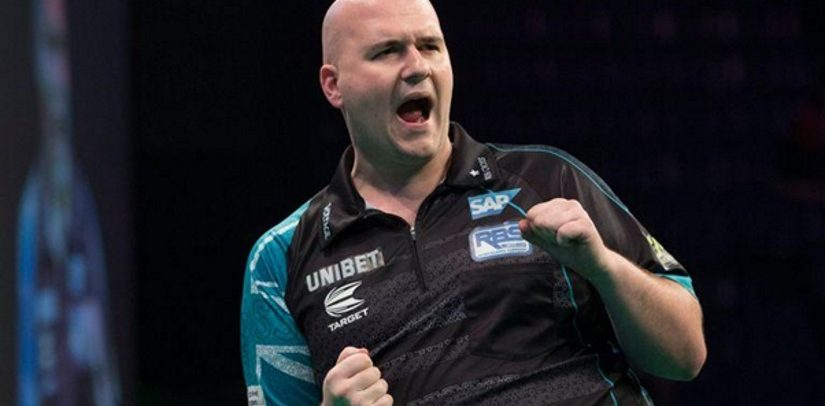Rob Cross Goes Top As Michael van Gerwen Draws In Belfast