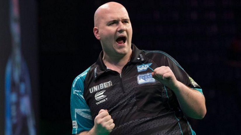Rob Cross 2019 Darts Premier League