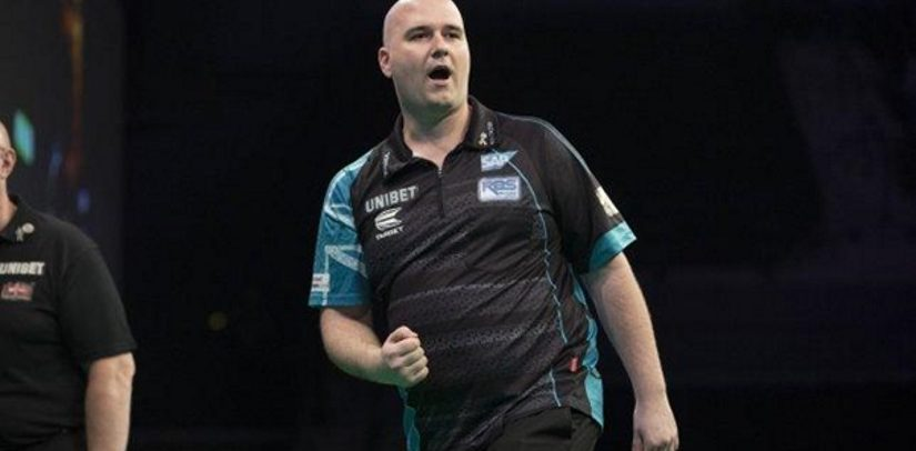 Michael van Gerwen And Rob Cross Keep Up The Heat In Liverpool