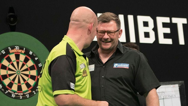 Premier League Of Darts Night Of Deadlock In Birmingham