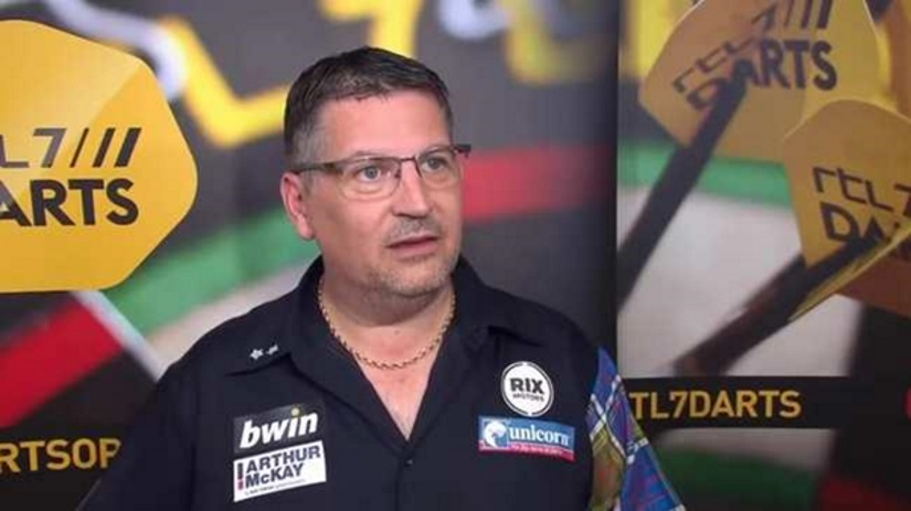 Top Five Funniest moments in darts