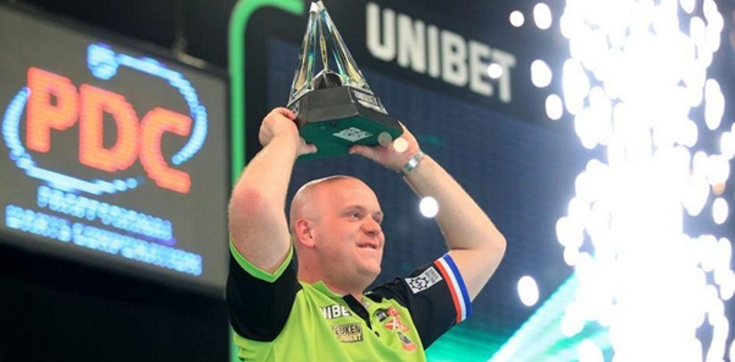 Michael van Gerwen Wins Darts Premier League 2019