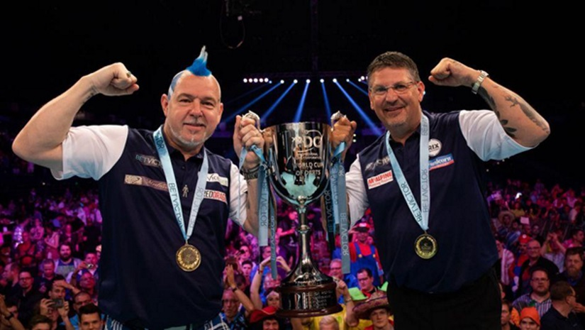 Scotland Wins World Cup and Darts