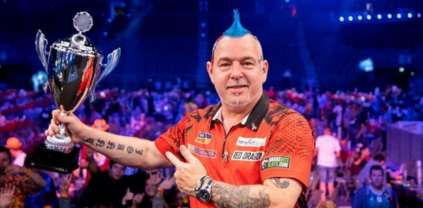 Peter Wright Wins The German Darts Masters
