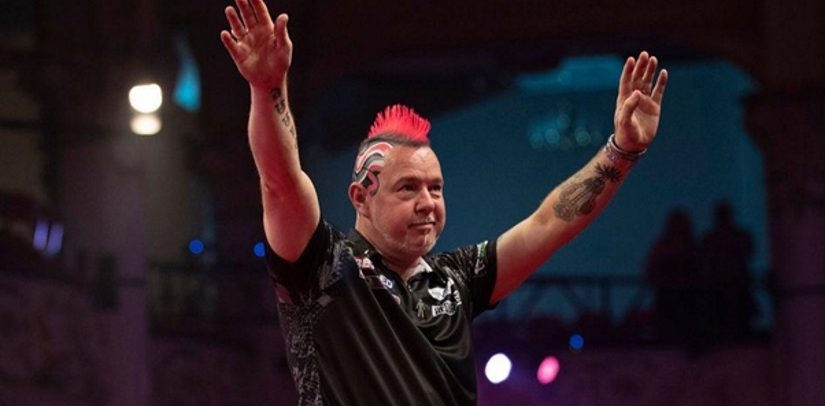 Big Names Tumble In Blackpool As Peter Wright Hits Top Form