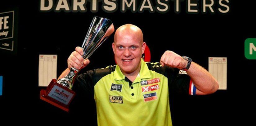 Michael Van Gerwen Wins Melbourne Darts Masters