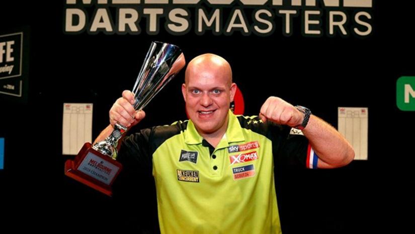 Melbourne Darts Masters MVG