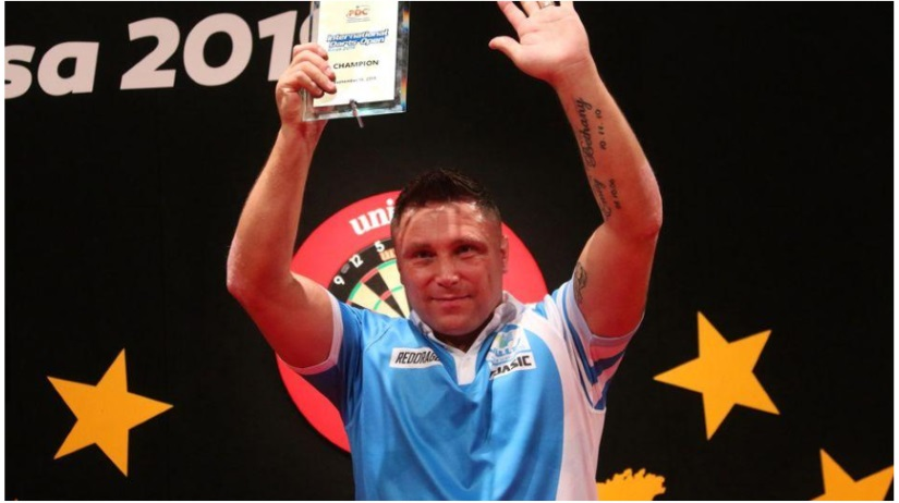 Gerwyn Price International Darts Open