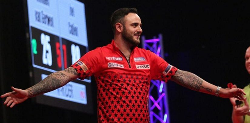 Joe Cullen Wins First European Tour Title