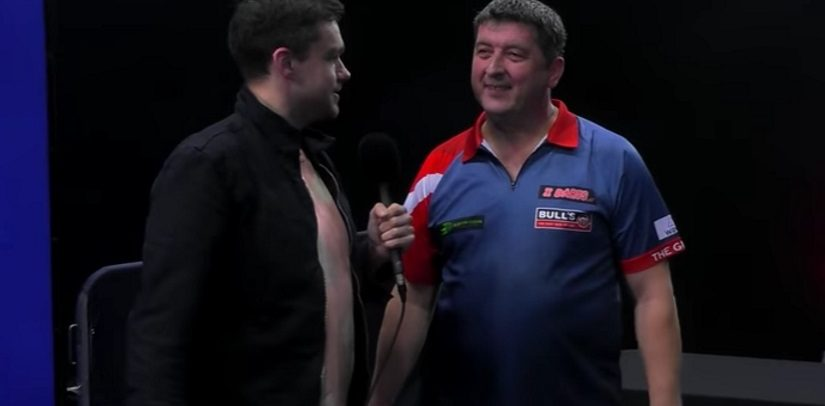 Mensur Suljovic Wins Players Championship 26