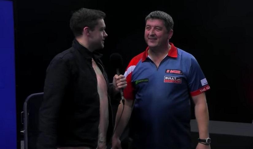 Mensur Suljovic Players Championship