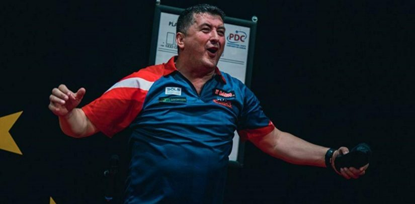 Local Hero Mensur Suljovic Wins In Austria