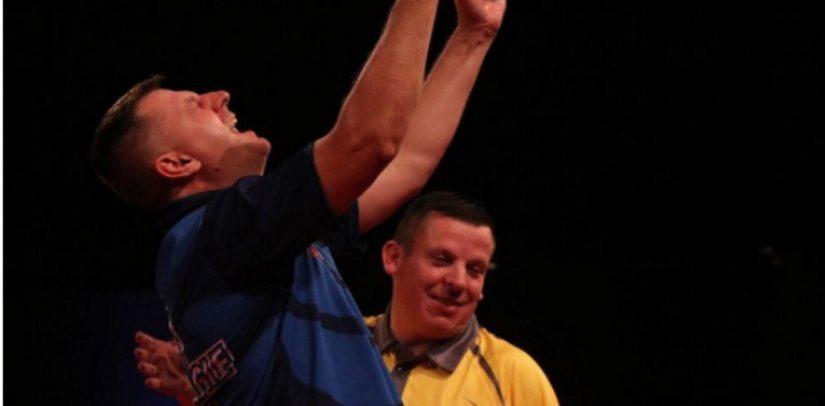 Krzysztof Ratajski Wins Gibraltar Darts Trophy
