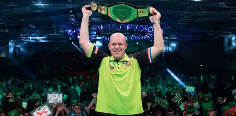 Michael van Gerwen Completes Career Clean Sweep