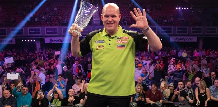 Michael van Gerwen Wins World Grand Prix For Fifth Time