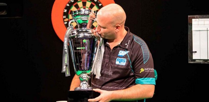 Rob Cross Wins European Championship, His Third Major Title Of Career