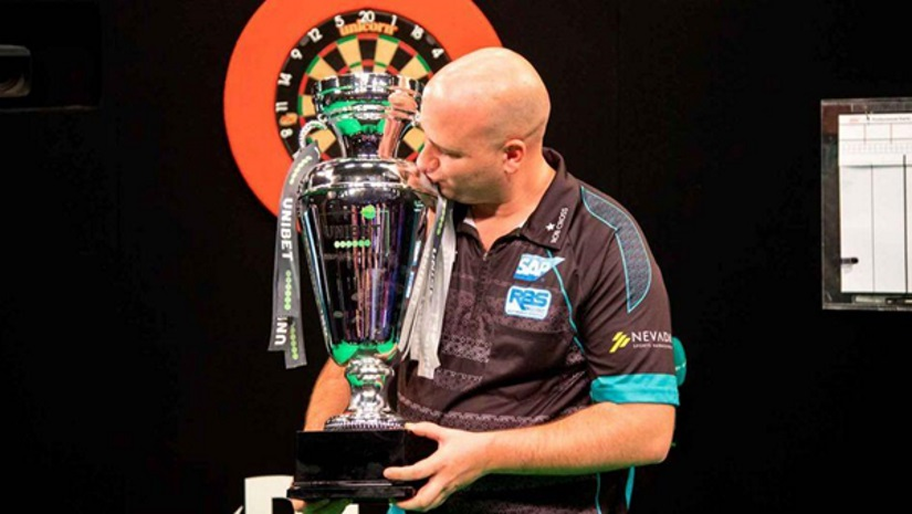 rob cross european championship