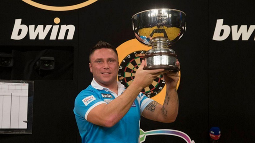 Gerwyn Price Grand Slam of Darts