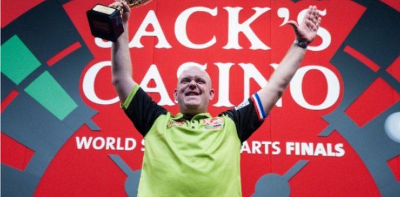 Michael van Gerwen Wins World Series Of Darts Finals