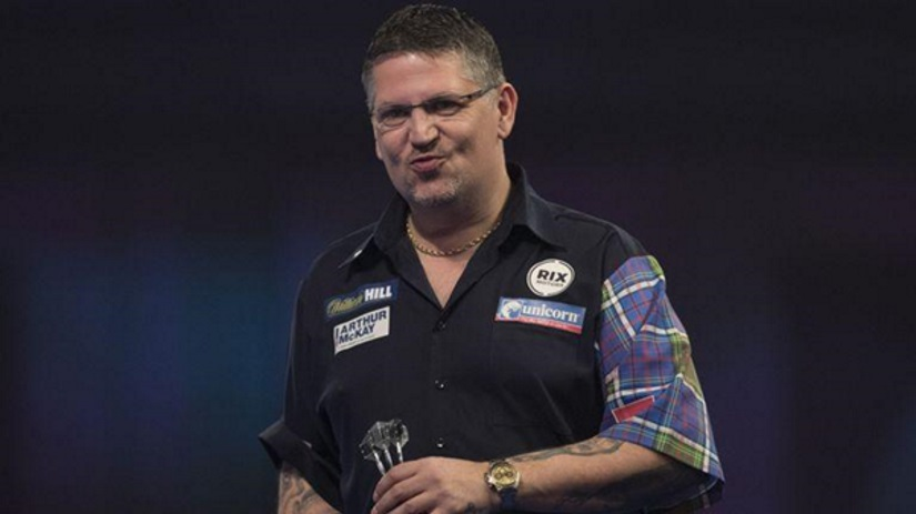 Gary Anderson PDC 2020