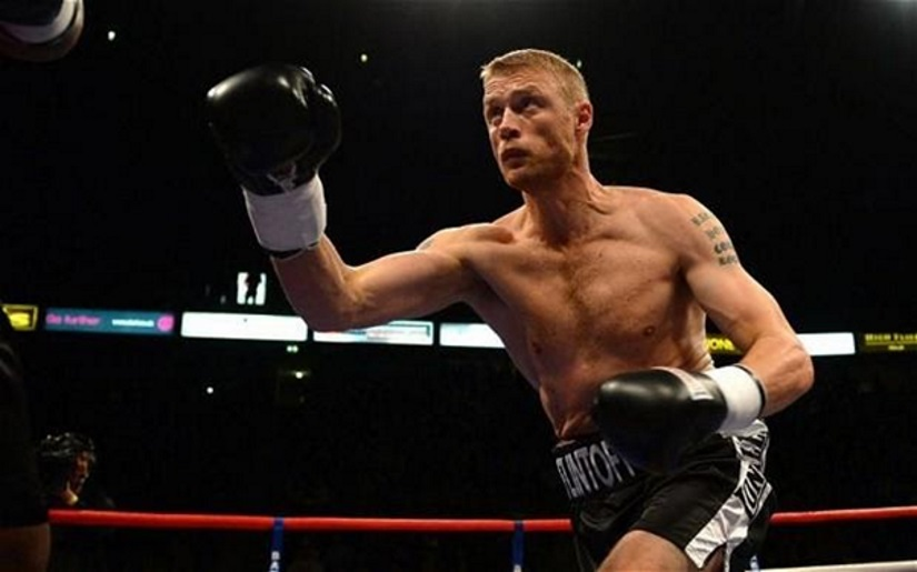 Andrew Flintoff Cricket To Boxing