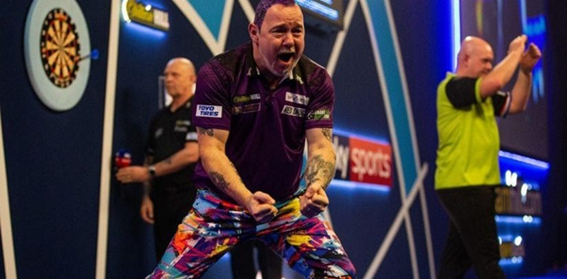 Peter 'Snakebite' Wright Wins PDC World Championships