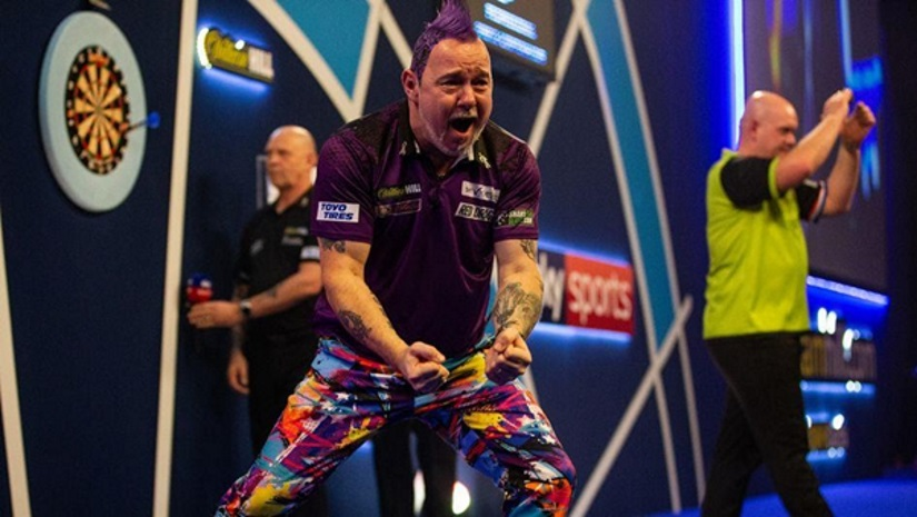 Peter Wright PDC World Champion 2020
