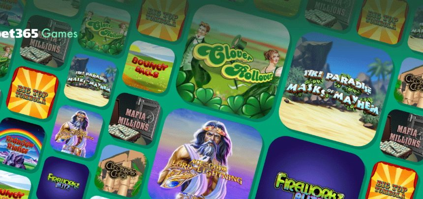 Bet365 Casino Slots Giveaway Awarding Another £1 Million Until April 8th