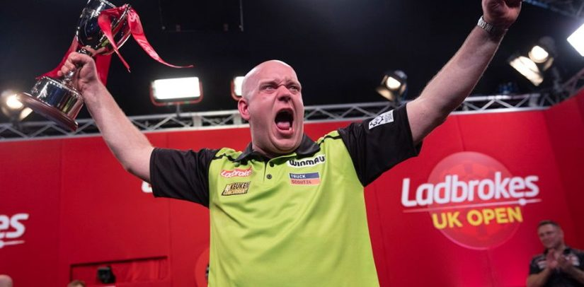 Michael van Gerwen Beats Gerwyn Price To Win UK Open