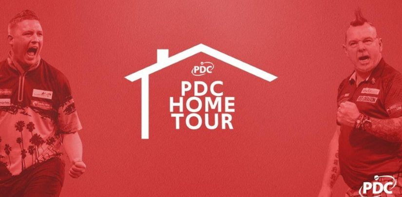 PDC Home Tour Brings Us 32 Consecutive Nights Of Darts