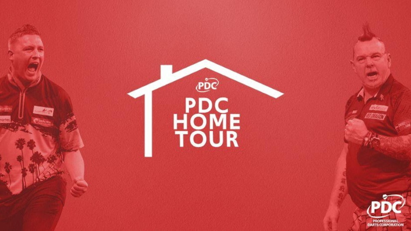 PDC Home Tour 2020