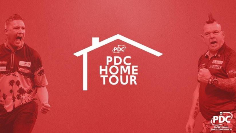 PDC Home Tour 2020