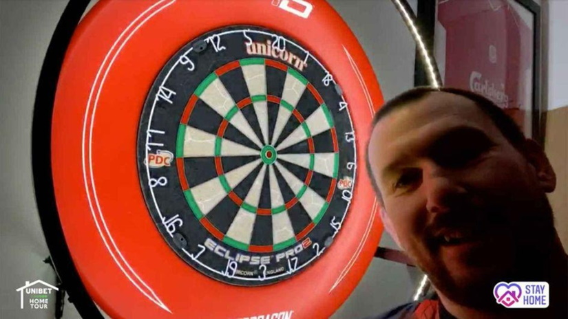 PDC Home Tour Title
