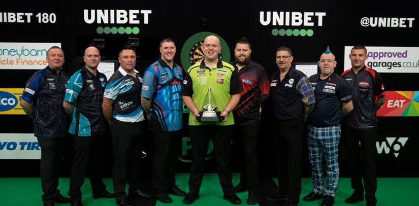 Premier League Darts Night 10