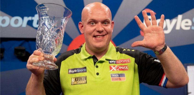 World Grand Prix Darts Betting Tips 2020