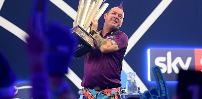 PDC WORLD CHAMPIONSHIP DARTS 2021 BETTING PREVIEW