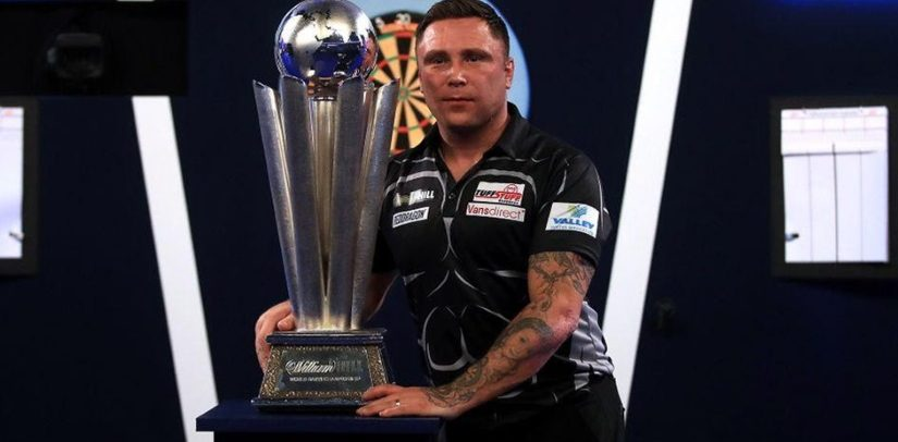 Gerwyn 'The Iceman' Price Wins PDC World Championships + A Look At The 2021 PDC Schedule