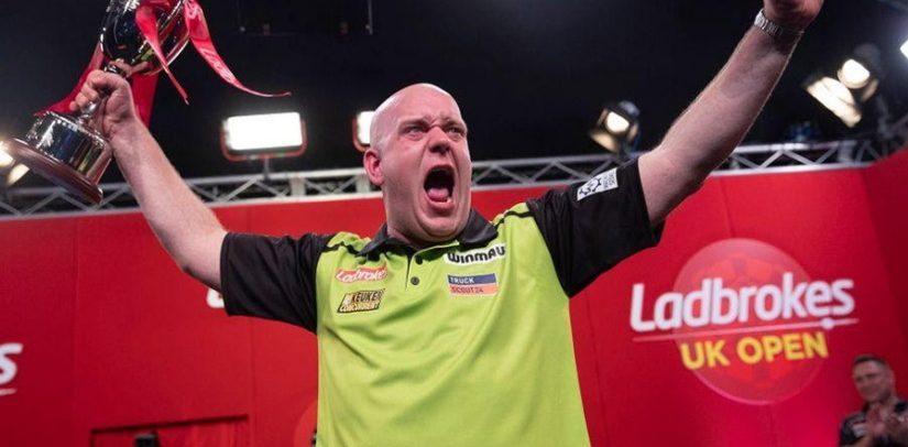 UK Open 2021 Darts Betting Tips