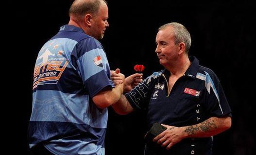 Top 5 Darts Matches Of All Time